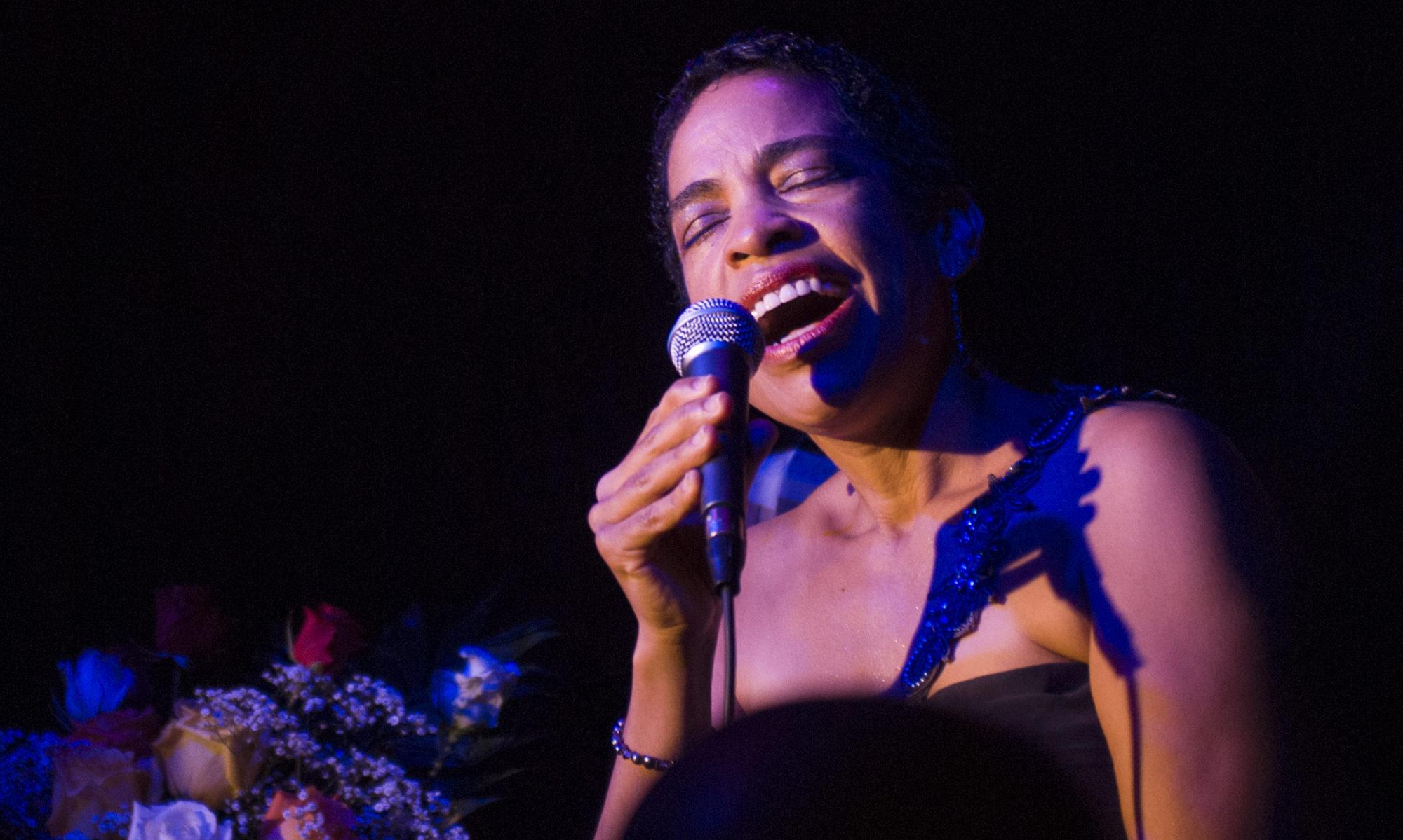 Rita Marquez - Jazz Vocalist